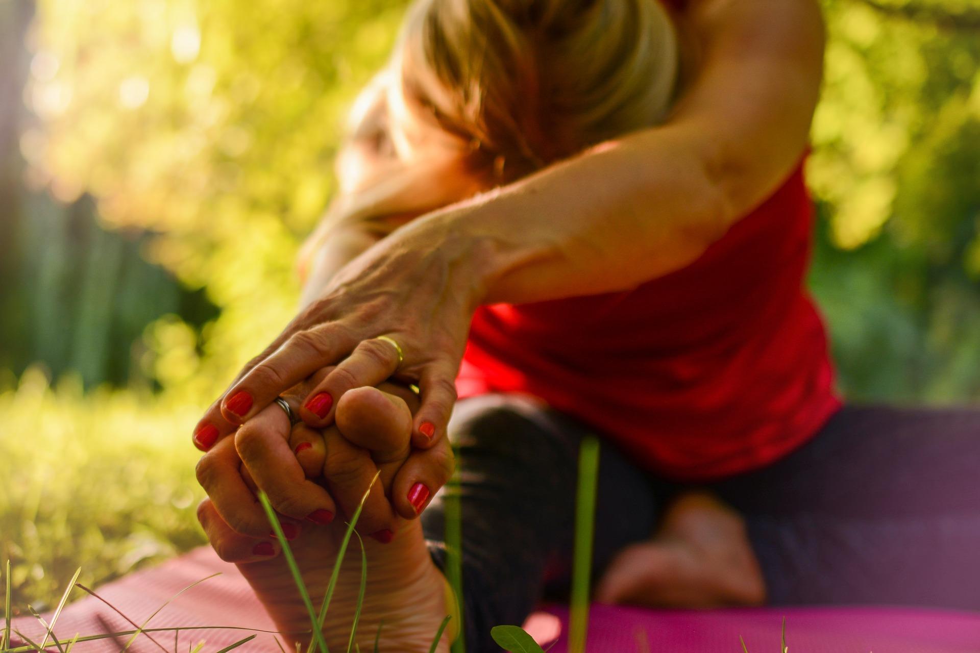Cours de yoga angers